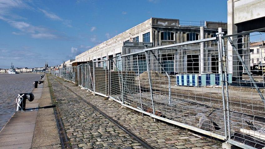 2002 - Hangars de quais - Bordeaux