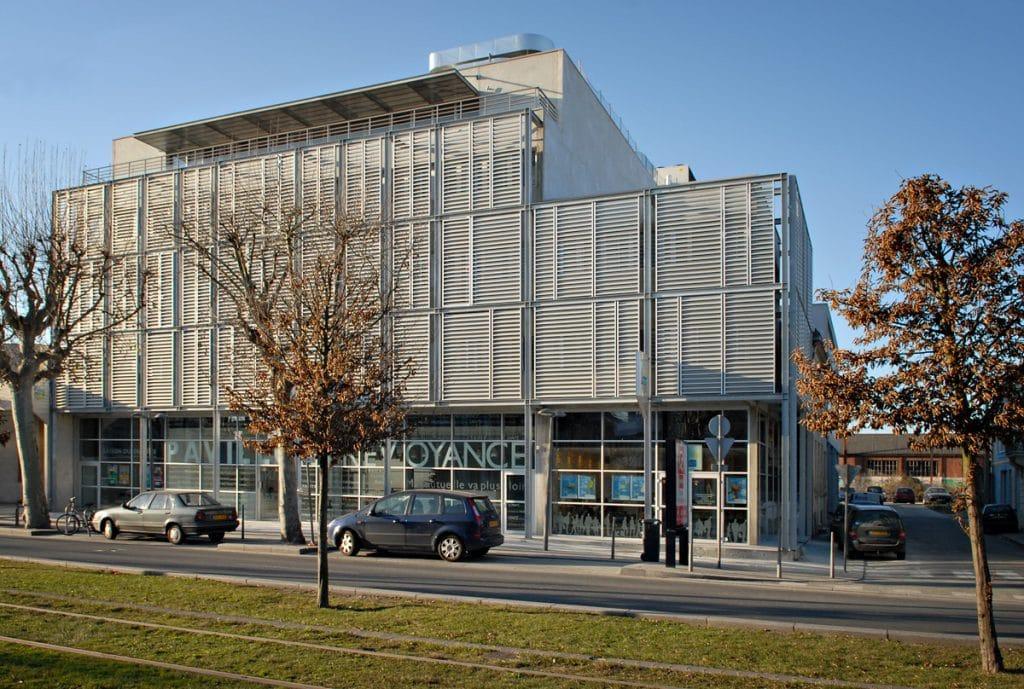 2006 - Pavillon de la mutualité - Bordeaux
