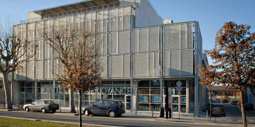 Pavillon de la mutualité à Bordeaux