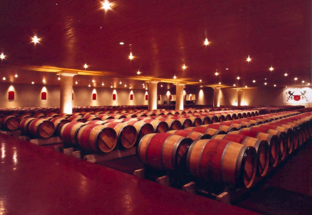 1992 - Château de Fieuzal - Léognan
