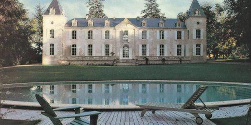 Château de Reignac à Saint-Loubès