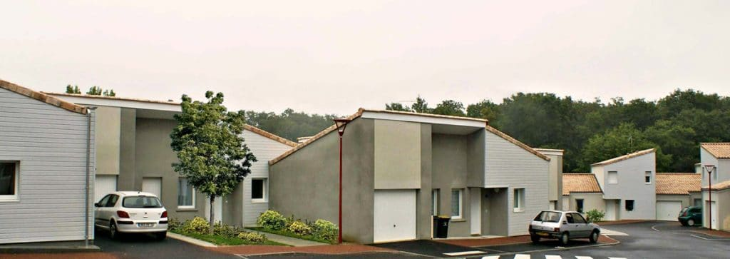 2012 - Résidence Clairsienne - 35 Logements sociaux - Sadirac