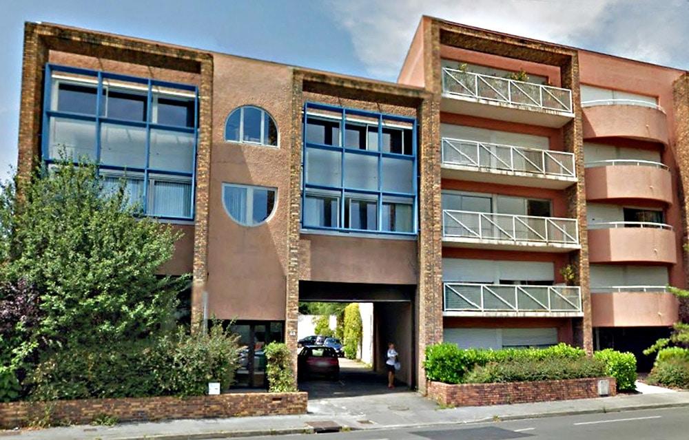 1988 - Résidence Vaugirard - Immeuble de bureaux et 35 logements - Bordeaux