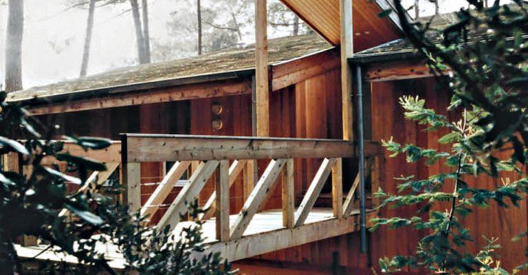 1993 - Maison G - Arcachon - 180 m2 - résidence secondaire