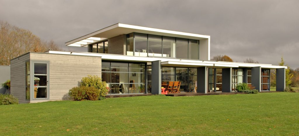 2004 - Maison R - Argenton sur Creuse - 470 m2 - résidence principale