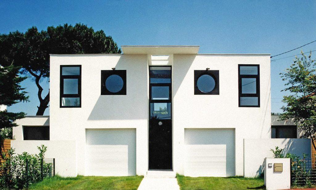 1994 - Maison S - Bordeaux - 200 m2 - résidence principale