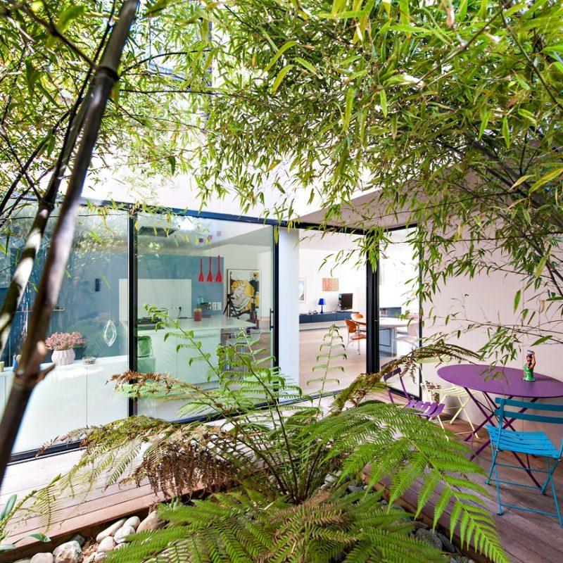2012 - Maison F - Bordeaux - 190 m2 - résidence principale