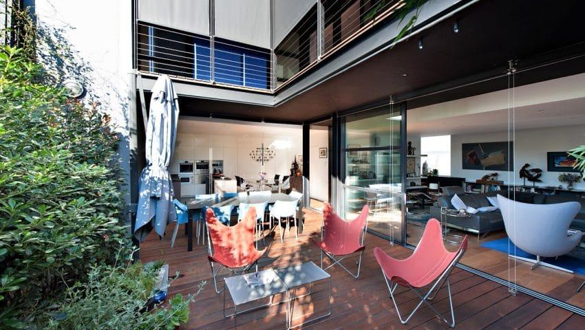2012 - Maison Marty - Bordeaux - 210 m2 - résidence principale