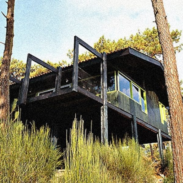 1973 - Maison Verte - Cap-Ferret - 144 m2 - résidence secondaire