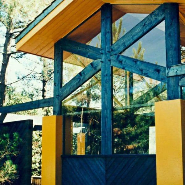 1984 - Maison S - Cap-Ferret - 200 m2 - résidence secondaire