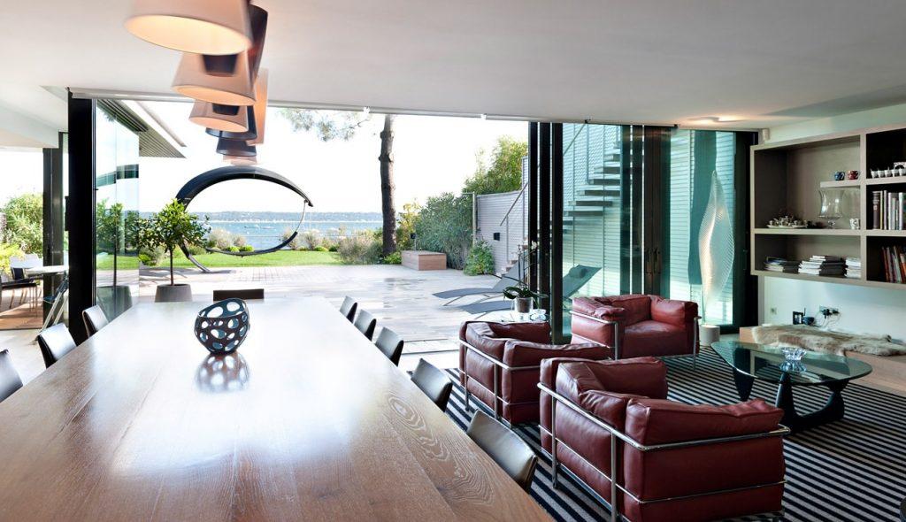 2012 - Maison F - Cap-Ferret - 480 m2 - résidence secondaire
