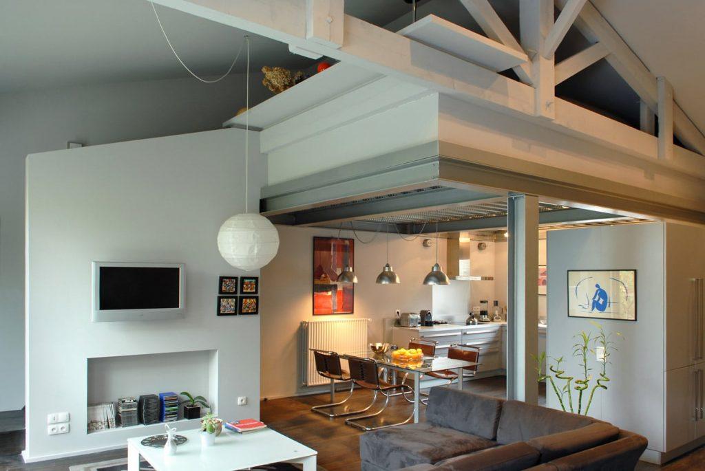 2008 - Maison M - Cenon - 100 m2 - rénovation d'une échoppe