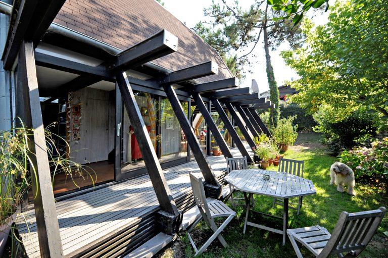 Maison W - Lacanau - 90 m2 - résidence secondaire