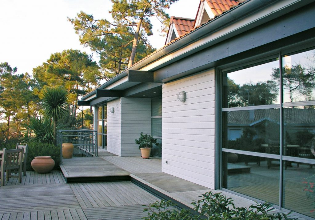 2001 - Maison P - Le Moulleau - 200 m2 - résidence principale