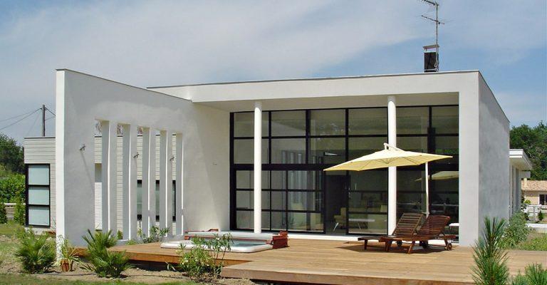 2004 - Maison M - Saint- Sulpice et Cameyrac - 180 m2 - résidence principale