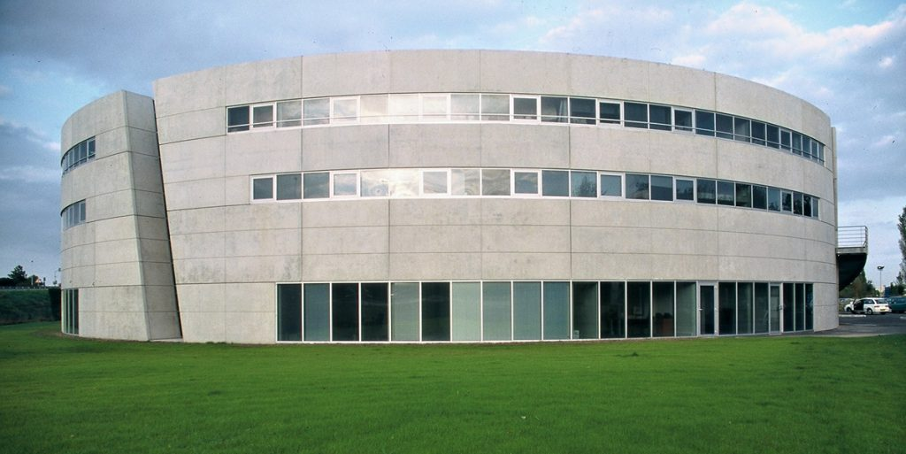 2001 - Immeuble de bureaux Watoo - Mérignac