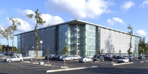 Immeuble de bureaux James Watt à Mérignac