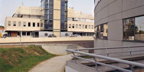 Centre régional de transfusion sanguine à Bordeaux